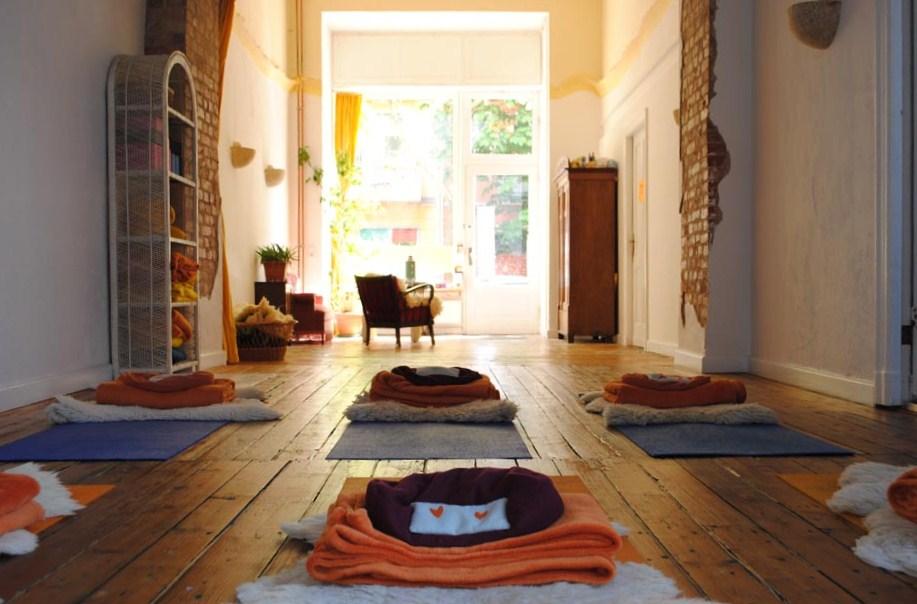 Decorar Sala Para Yoga ~ Salas De Yoga Decoracion