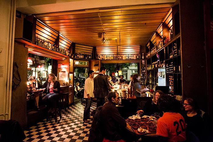 Gastón Tapas: Un bar de tapas puro y duro