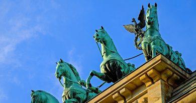 Una ciudad de cine, recorrido en Berlín