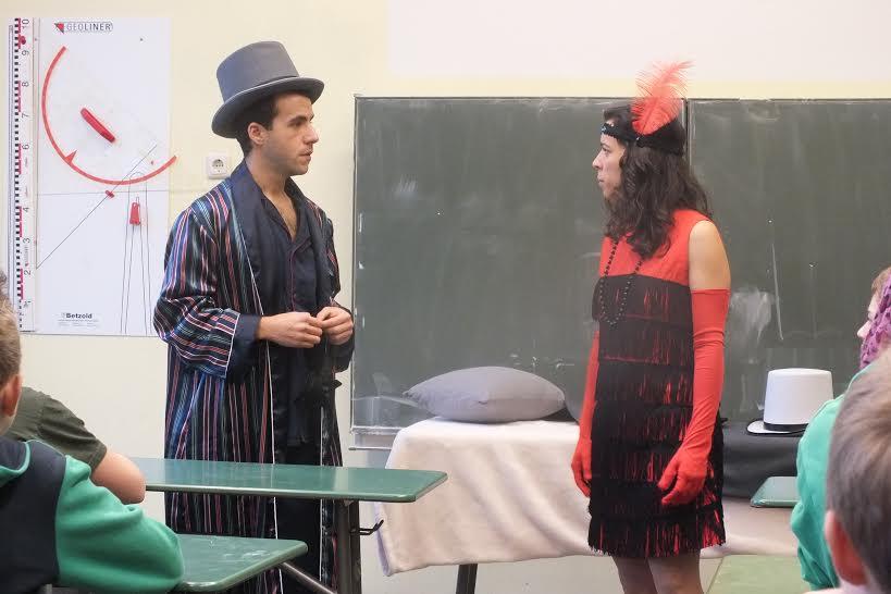 Aprender español a través del teatro